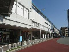 「西明石駅」バス停留所