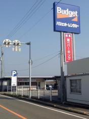 バジェットレンタカー高知空港店
