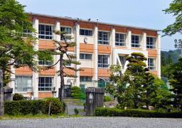 谷汲中学校