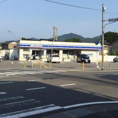 ローソン 高知朝倉本町2丁目店