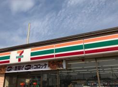 セブンイレブン 境塚崎西店