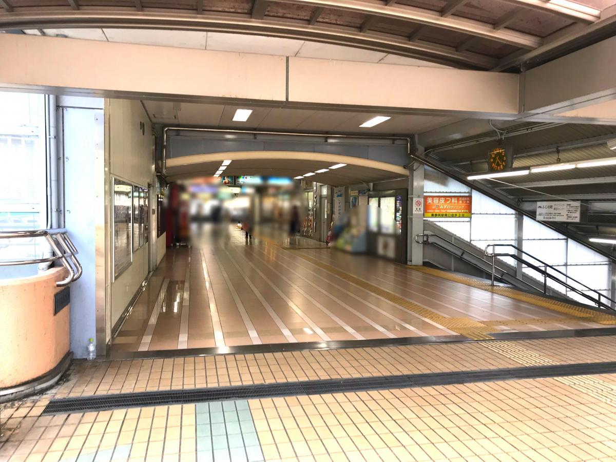 富士駅 東海道線・身延線