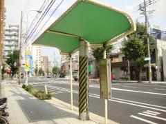 「大淀中二丁目」バス停留所