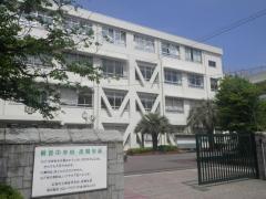観音中学校