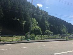 「大洞口」バス停留所