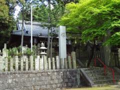 式内御机神社
