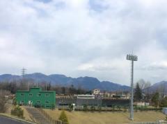津山スポーツセンター野球場