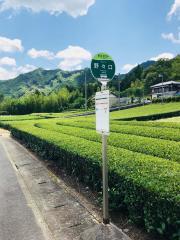「野々口」バス停留所