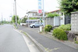 「東桔梗が丘」バス停留所
