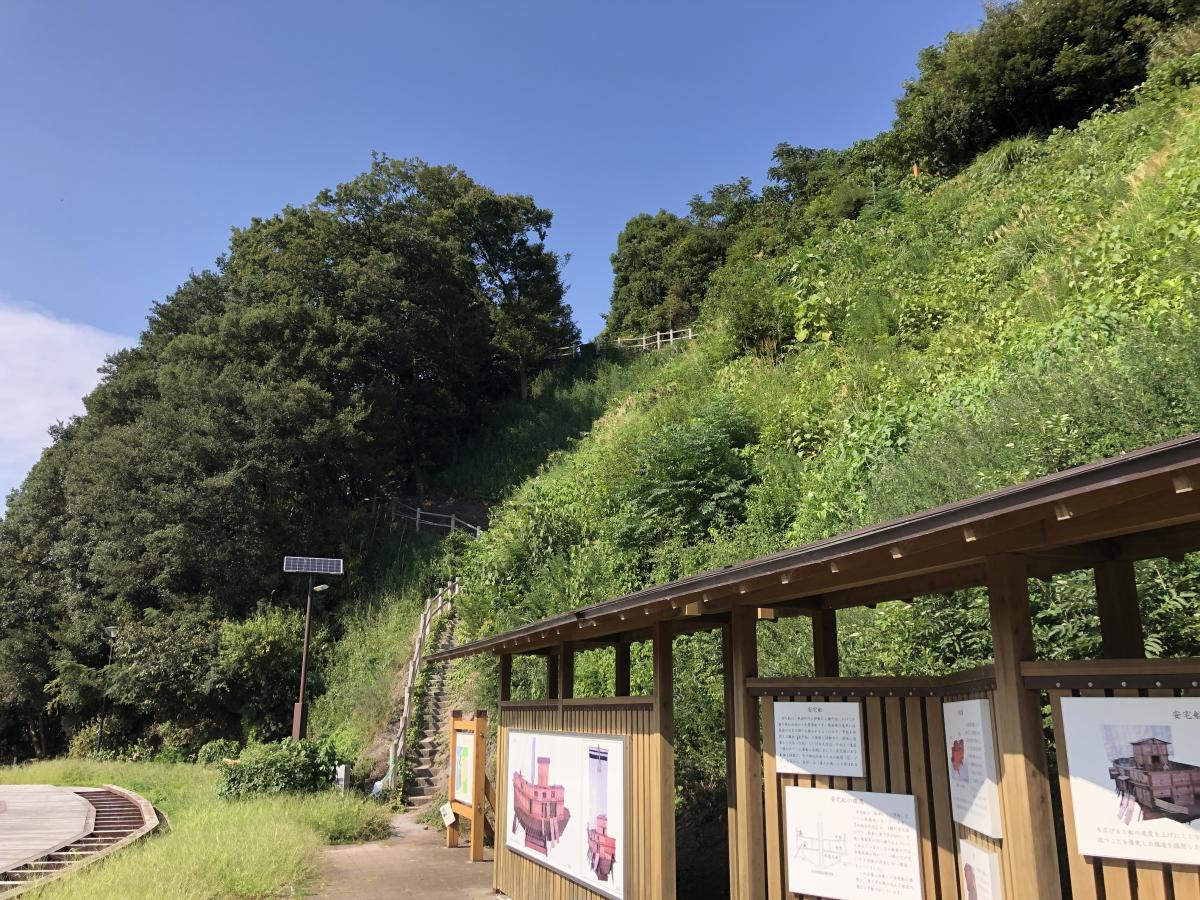 長浜城跡(伊豆長浜城)