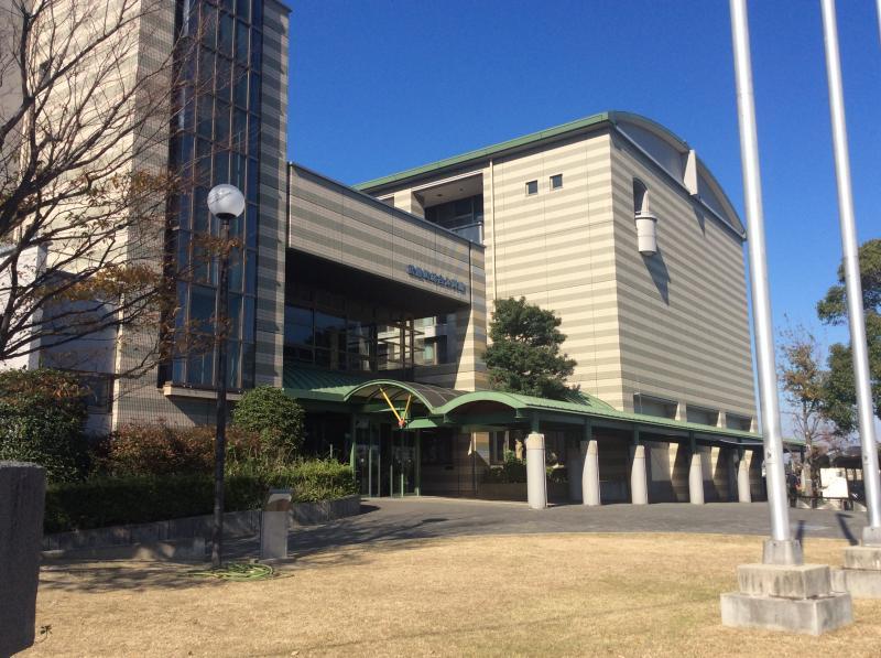 武豊町総合体育館の画像