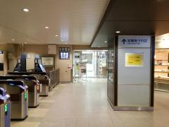 大阪梅田駅