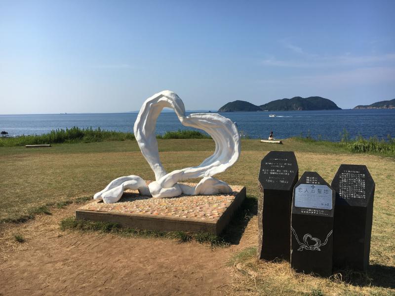 波戸岬海岸