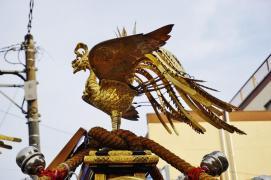 桶川市祗園祭り
