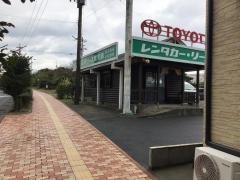 トヨタレンタリース鹿児島屋久島店