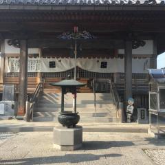 観音寺(第16番札所)