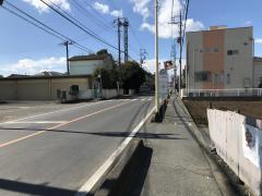 「県合同庁舎」バス停留所