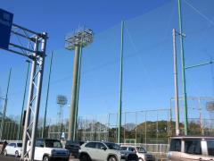 安間川公園野球場