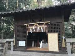鷺宮・咲前神社の太々神楽