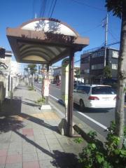 「上戸田稲荷」バス停留所