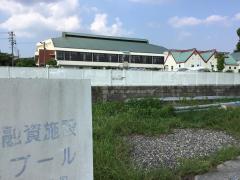 員弁運動公園プール