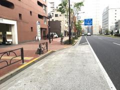 「並木通り(東京都)」バス停留所