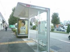 「向田町」バス停留所
