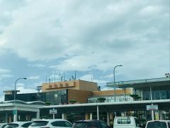 鳥取空港(鳥取砂丘コナン空港)