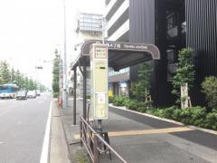「大島四丁目」バス停留所