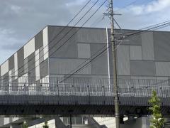 福岡県立久留米総合スポーツセンター体育館