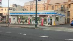 ローソン 水戸文化センター入口店