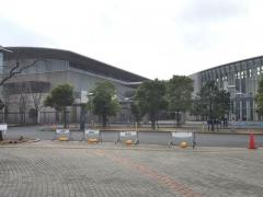 サイデン化学アリーナ(さいたま市記念総合体育館)