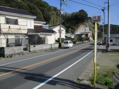 「田の浦(宿毛市)」バス停留所