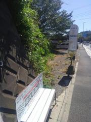 「常勝寺」バス停留所