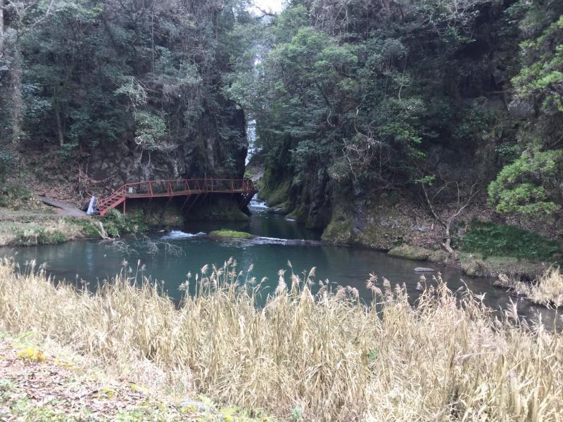 五老ヶ滝外観写真です