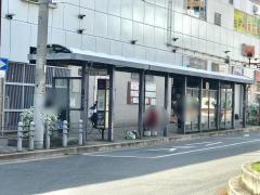深井駅(東側)