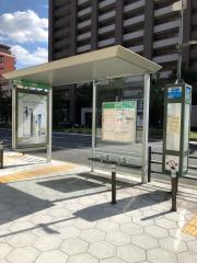 「小橋町」バス停留所