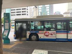 「川崎駅」バス停留所