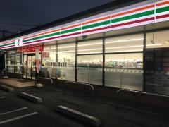 セブンイレブン 筑西川島店