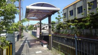 「久保田」バス停留所
