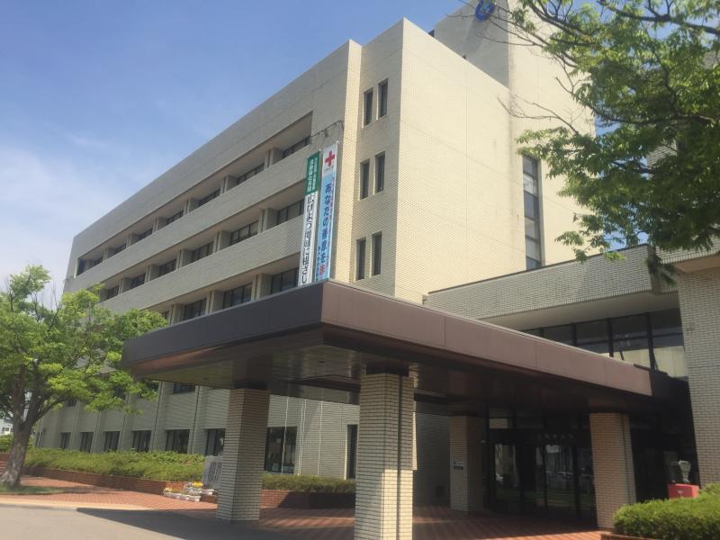 七尾市役所