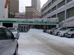 トヨタレンタリース札幌JR新札幌駅前店