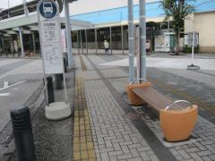 「北朝霞駅」バス停留所