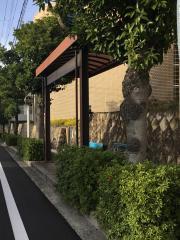 「姫路高校前」バス停留所