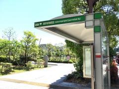 「癌研有明病院前」バス停留所