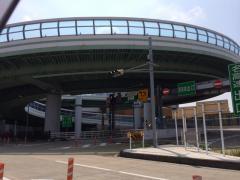 黒川出入口(IC)
