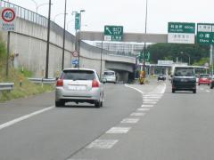 札幌南IC