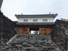 甲府城跡(舞鶴城公園)