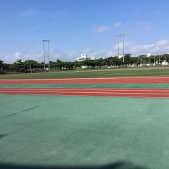 糸満市西崎陸上競技場